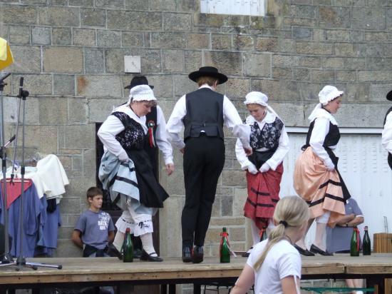 Les Veilhadours des Bruyères - 14 Juillet 2008