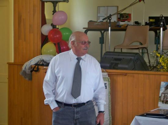 Notre Président Pierrot Vergne